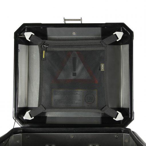 Bmw 1200 Gs Adv Orjinal Alüminyum Arka Çantalar İçin - Kapak İçi File